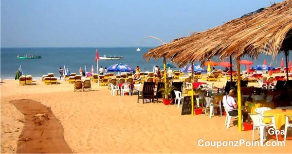 Goa Tourist Place India