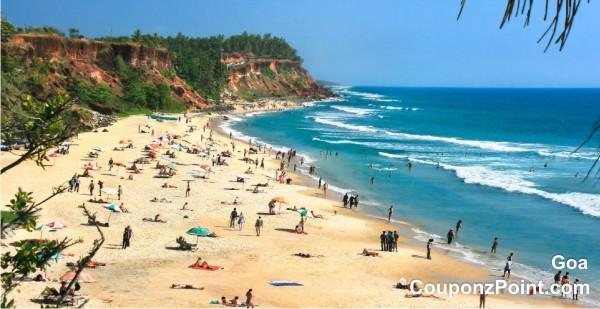 Goa Tourist Places in India