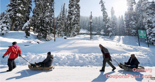 Gulmarg in Kashmir India