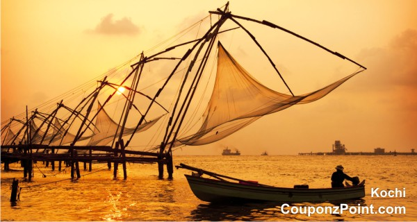 Kochi Tourist Place in India