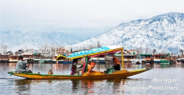 Srinagar Tourist Place in India