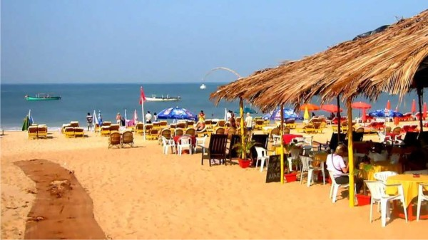 Goa Sea Beach