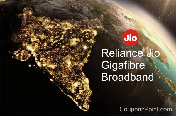 Reliance Jio Gigafibre Broadband