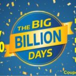 Flipkart Big Billion Days Festival offers