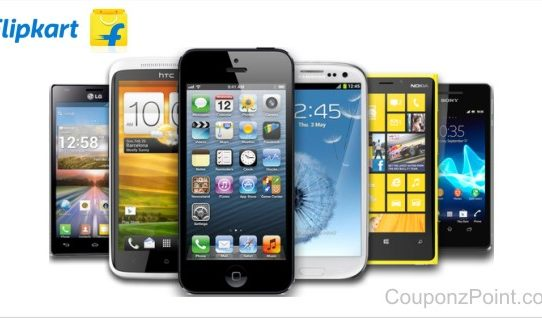 Flipkart Coupons for Mobiles smartphones