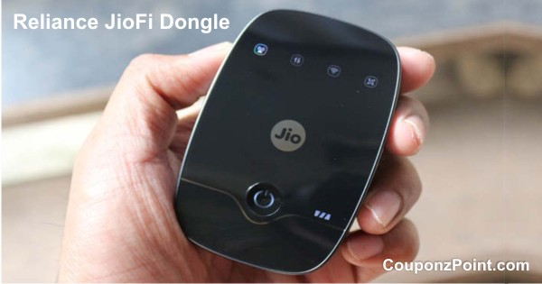 Reliance Jiofi Mifi Dongle