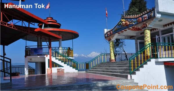 hanuman tok gangtok sightseeing tourist places