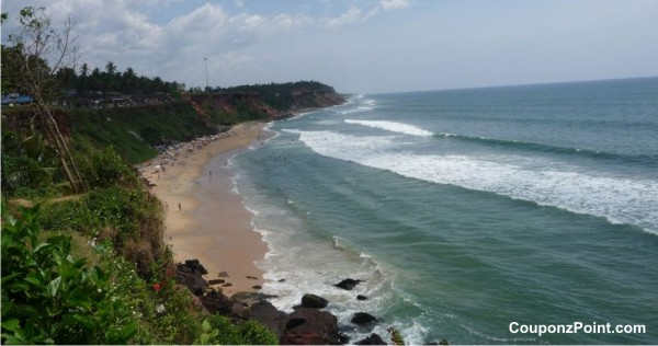 papanasam beach kerala sight seeing