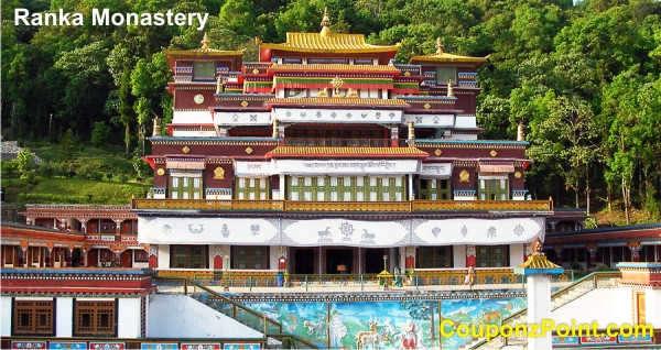 ranka monastery gangtok sightseeing tourist places