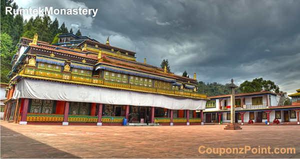 rumtek monastery gangtok sightseeing tourist places