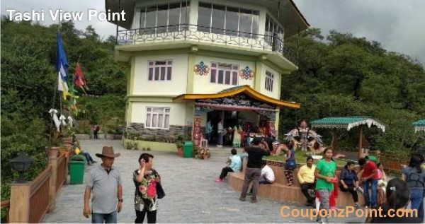 tashi view point gangtok sightseeing tourist places