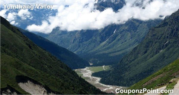 yumthang valley gangtok sightseeing tourist places