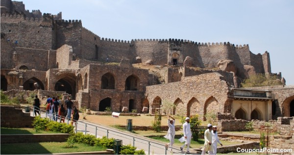 Golconda Fort Hyderabad Tourist Places to Visit in Hyderabd