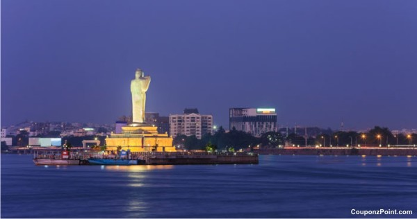 Hussain Sagar Lake Tourist Places to Visit in Hyderabad