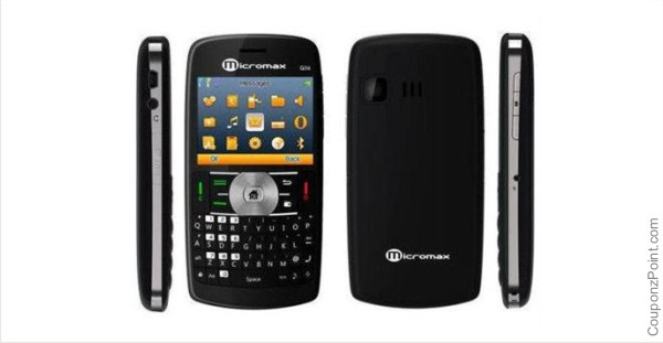 Micromax q36 Three sim Mobile Phone