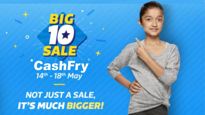 Big 10 Sale Flipkart
