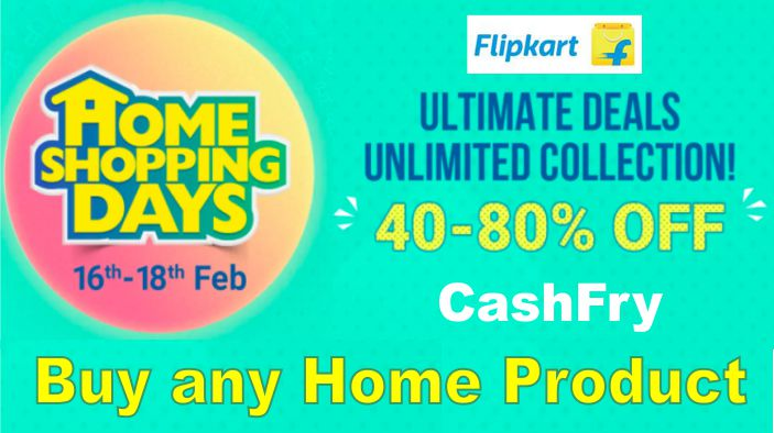 Home Shopping Days Flipkart