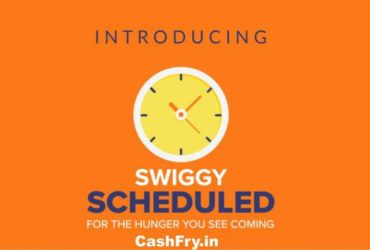 Swiggy Scheduled