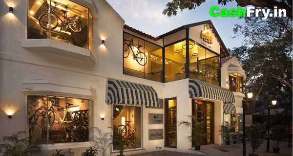 Best Coffee Shops Hyderabad Ciclo Cafe
