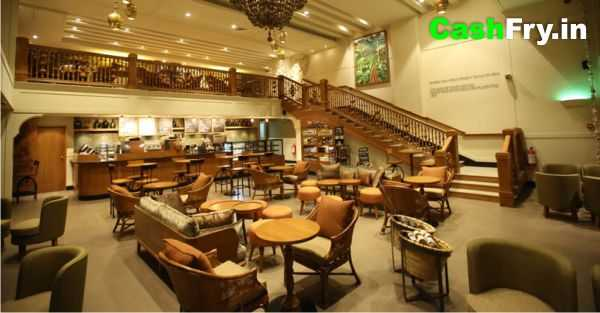 Best Coffee Shops Hyderabad Starbucks