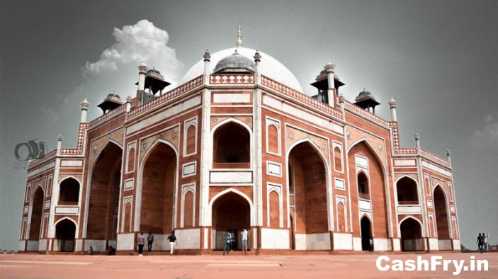 Best Places to Visit in Delhi Humayun's Tomb
