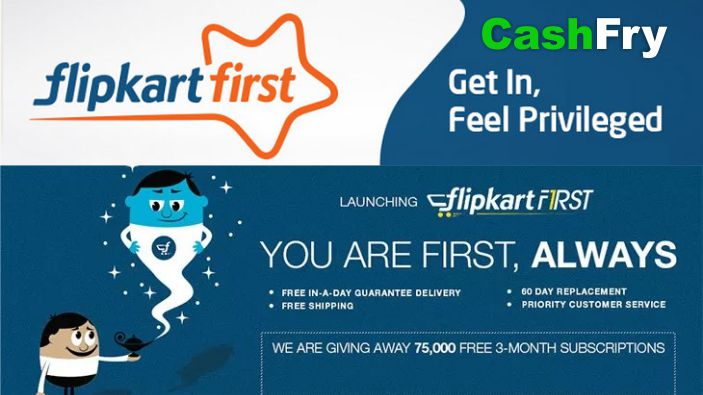 Flipkart First Subscription Services