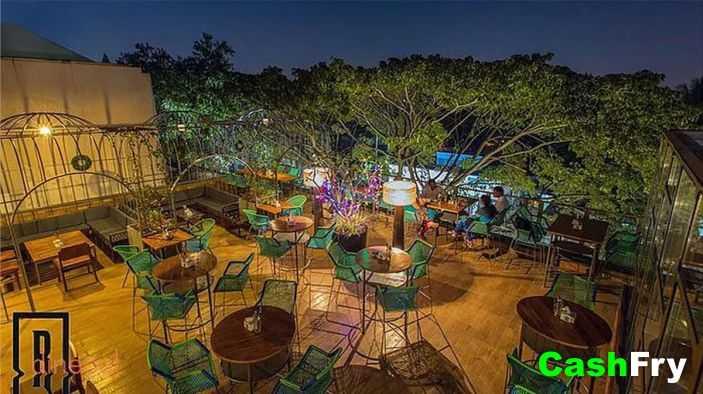 Best Restaurants in Bangalore The Reservoire