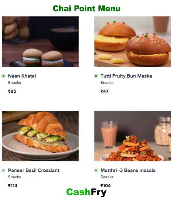 Chai Point Menu with Prices-004