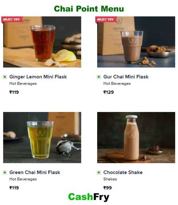 Chai Point Menu with Prices-006