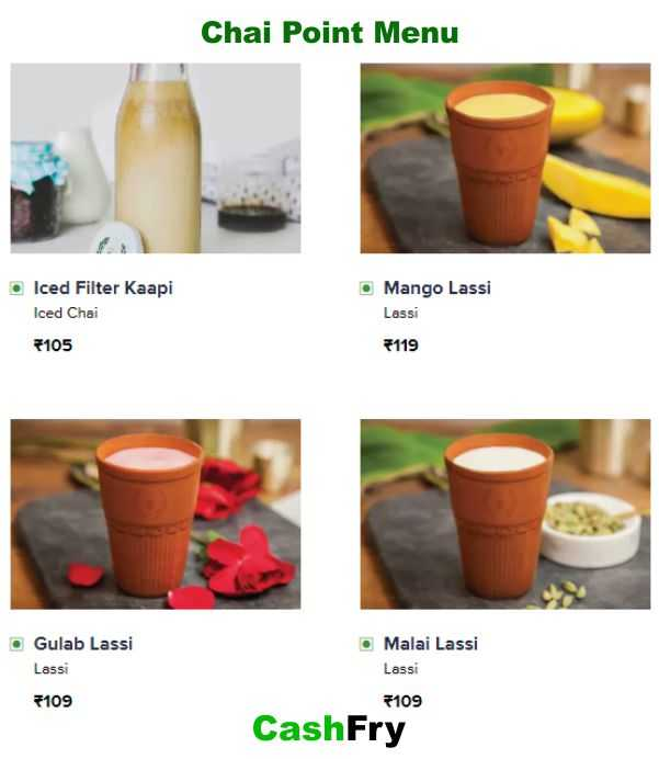 Chai Point Menu with Prices-009
