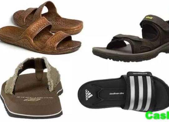 Define Mens Footwear Slippers