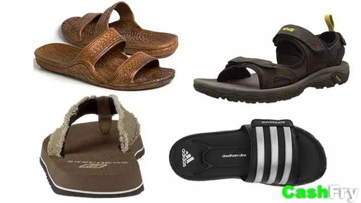 Define Mens Footwear Slippers