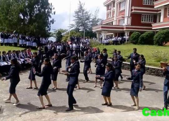 Kuttikanam Marian College
