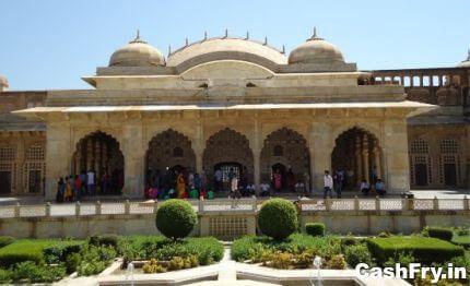 Diwan-e-Khas Amber Fort History