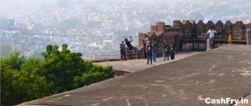 Mehrangarh Fort History Flying Fox