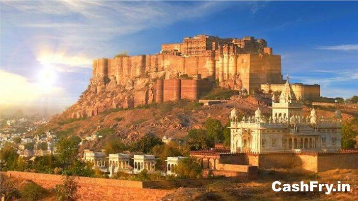 Mehrangarh Fort History Hindi
