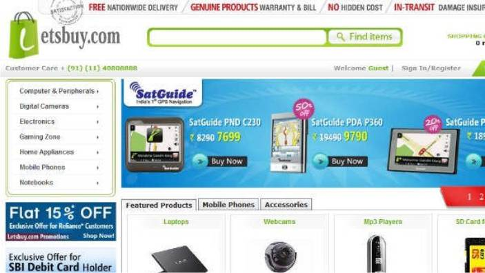 Letsbuy Acquired by Flipkart