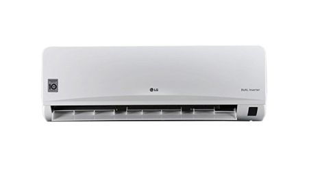 LG 1.5 Ton 3 Star Inverter Split AC Copper JS-G18YUXA White