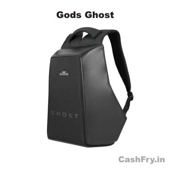 Must have Gadgets for Men Gods Ghost Anti Theft Laptop Backpack