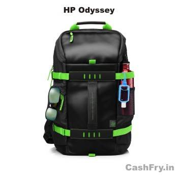 Must have Gadgets for Men HP Odyssey Laptop Backpack