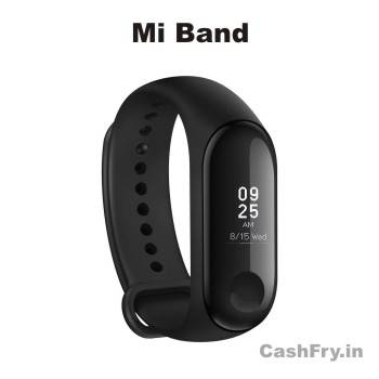 Must have Gadgets for Men Mi Band 3