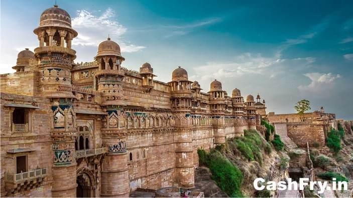 Gwalior Fort History Gwalior Fort Madhya Pradesh