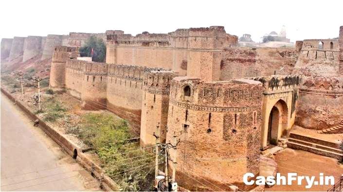 Bhatner Fort History Bhatner Durg