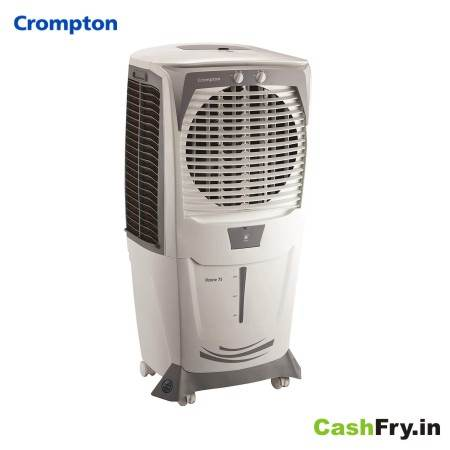 How to make air cooler efficient Crompton Greaves Air Cooler Price