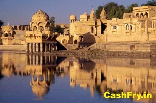 Jaisalmer Fort History Pond