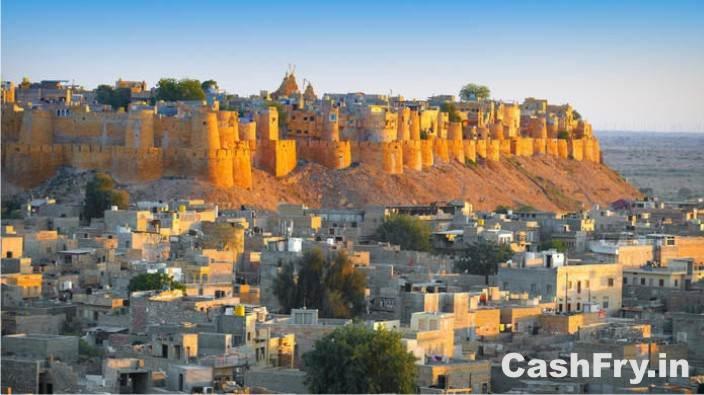 Jaisalmer Fort History