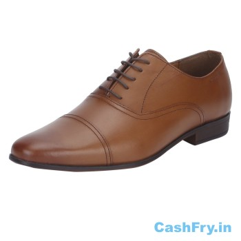 Valentine Day Gifts For Husband India Leather Shoes for Men