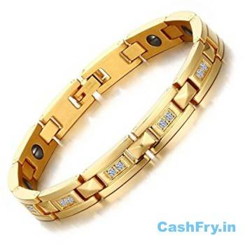 Valentine Day Gifts for Husband India Mens Bracelets