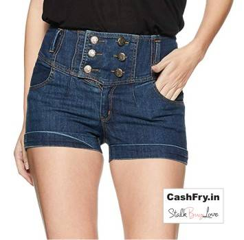 Denim Shorts for Women Stalk Buy Love