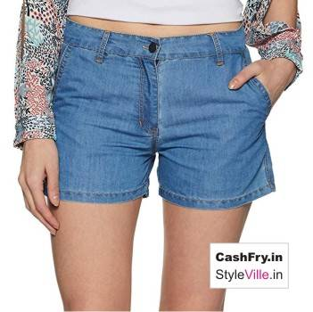 Denim Shorts for Women StyleVille
